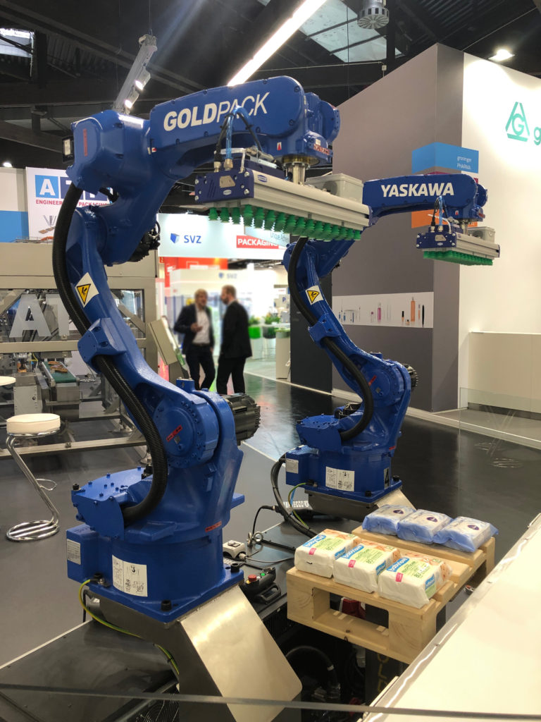 FachPack 2019 Goldpack Packaging systems